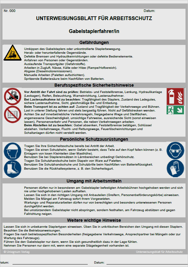 Brandschutz Unterweisung Sofort Zum Download 4
