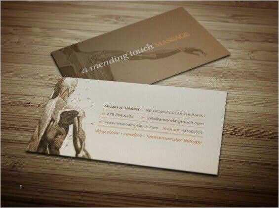 15 Neu Visitenkarten Vorlagen Physiotherapie Solche Können