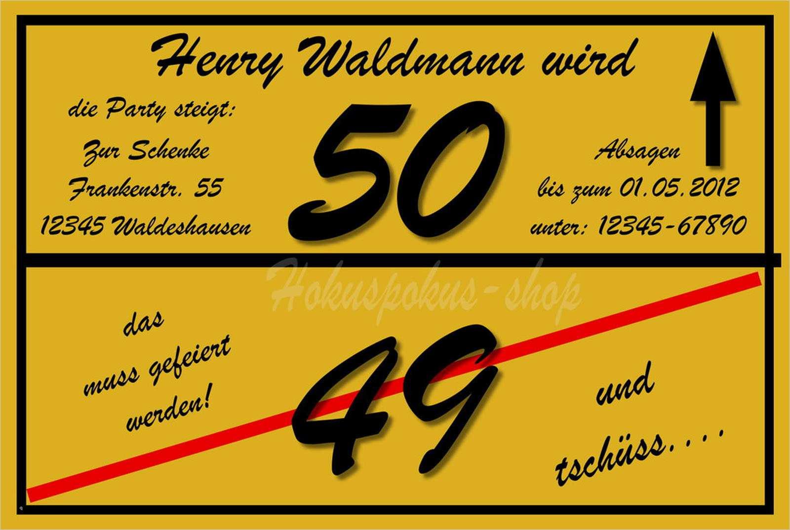 L 50 Geburtstag Einladung Gratis Vorlagen 6