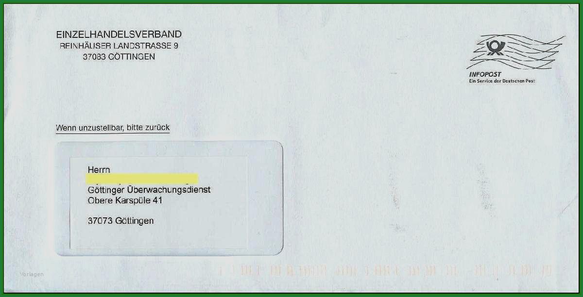 Briefvorlage Word Schweiz Fur Sichtfenster 15