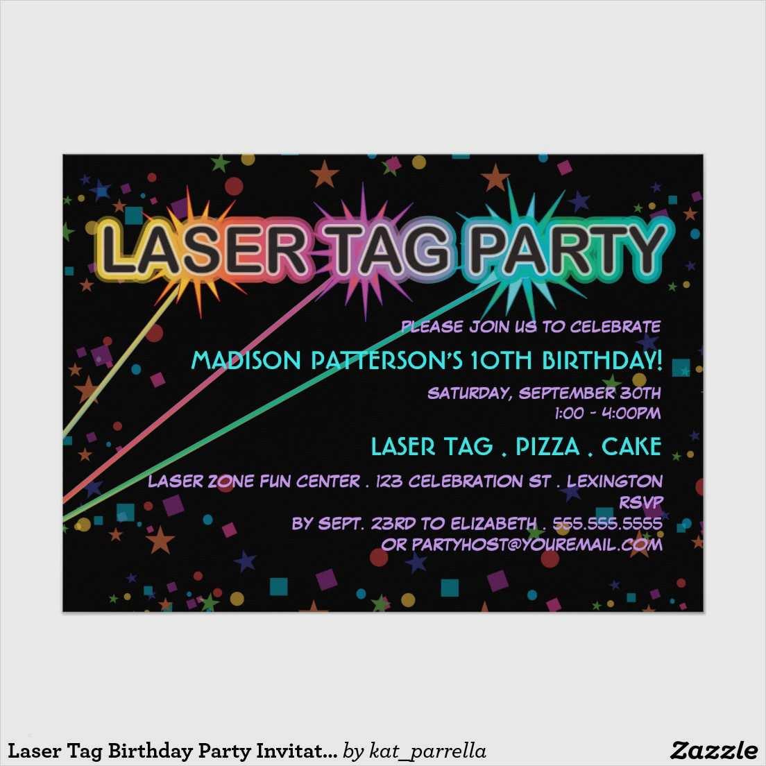 best of vorlage einladung lasertag sie können anpassen für