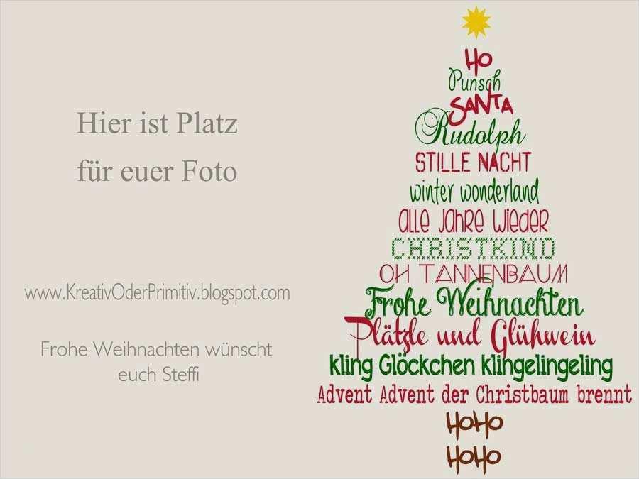 Kunstlerischerstaunlich Vorlage Weihnachtskarte