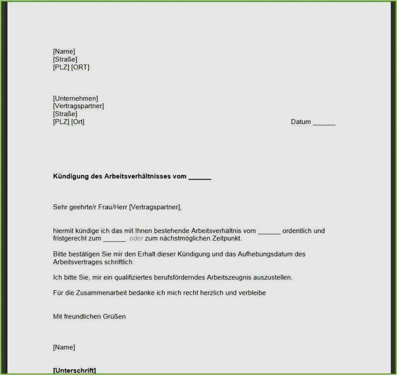 Vorlage Vertrag Minijob 16 Neu Sie Konnen 3