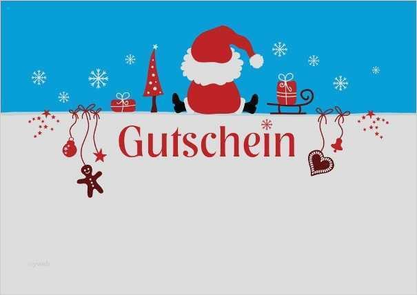 weihnachts vorlagen zum ausdrucken kostenlos süß gutschein