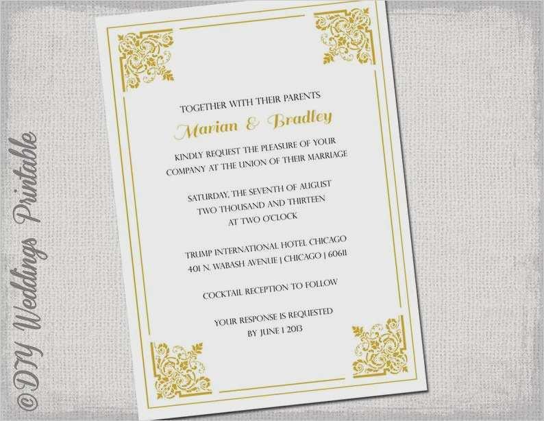 Einladung hochzeit vorlage word