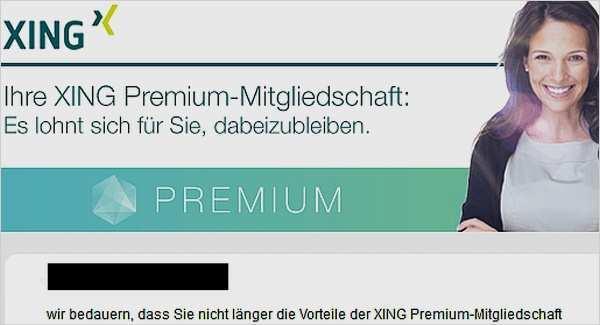 Xing Premium Kündigen Vorlage Luxus Das Ver Tete